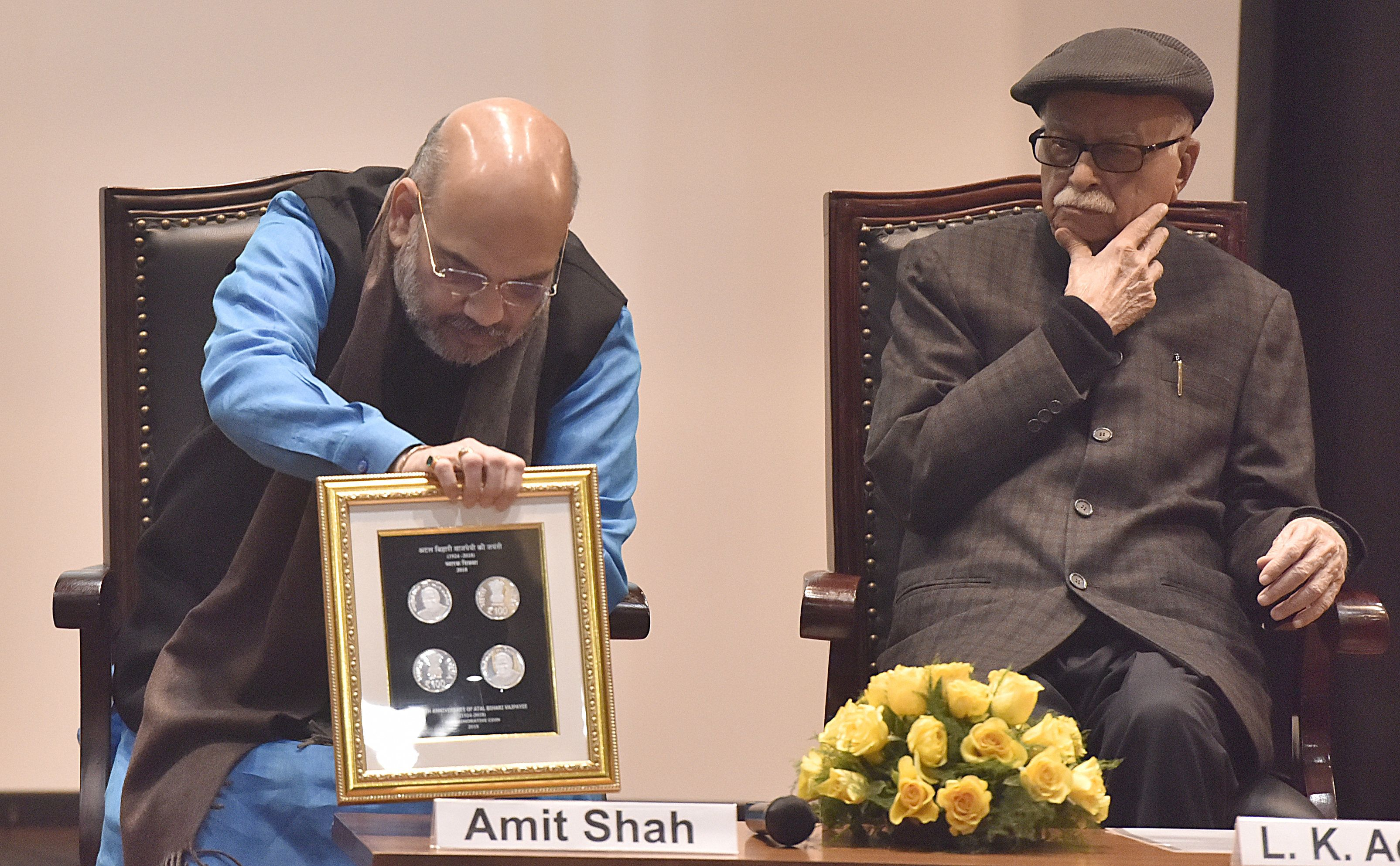 End Of Electoral Politics For LK Advani As Amit Shah Gets BJP Ticket From