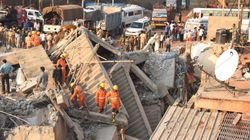 14 Dead In Dharwad, Rescue Efforts Continue 3 Days After Building