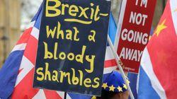 '브렉시트 취소' 청원이 몰리면서 영국 정부 청원 사이트가