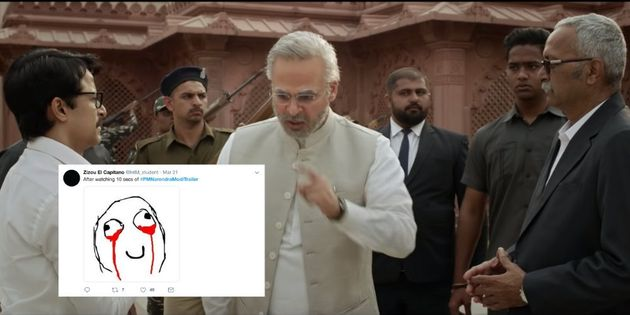 PM Modi Biopic: Twitter Shreds Trailer With Funny