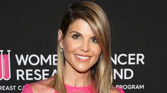 BEVERLY HILLS, CALIFORNIA - FEBRUARY 28: Lori Loughlin attends The Women's Cancer Research Fund's An Unforgettable Evening Benefit Gala at the Beverly Wilshire Four Seasons Hotel on February 28, 2019 in Beverly Hills, California. (Photo by Phillip Faraone/WireImage)