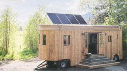 Des maisons écologiques qui vont vous réconcilier avec le développement