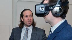 Comment la réalité virtuelle peut faire du bien à la