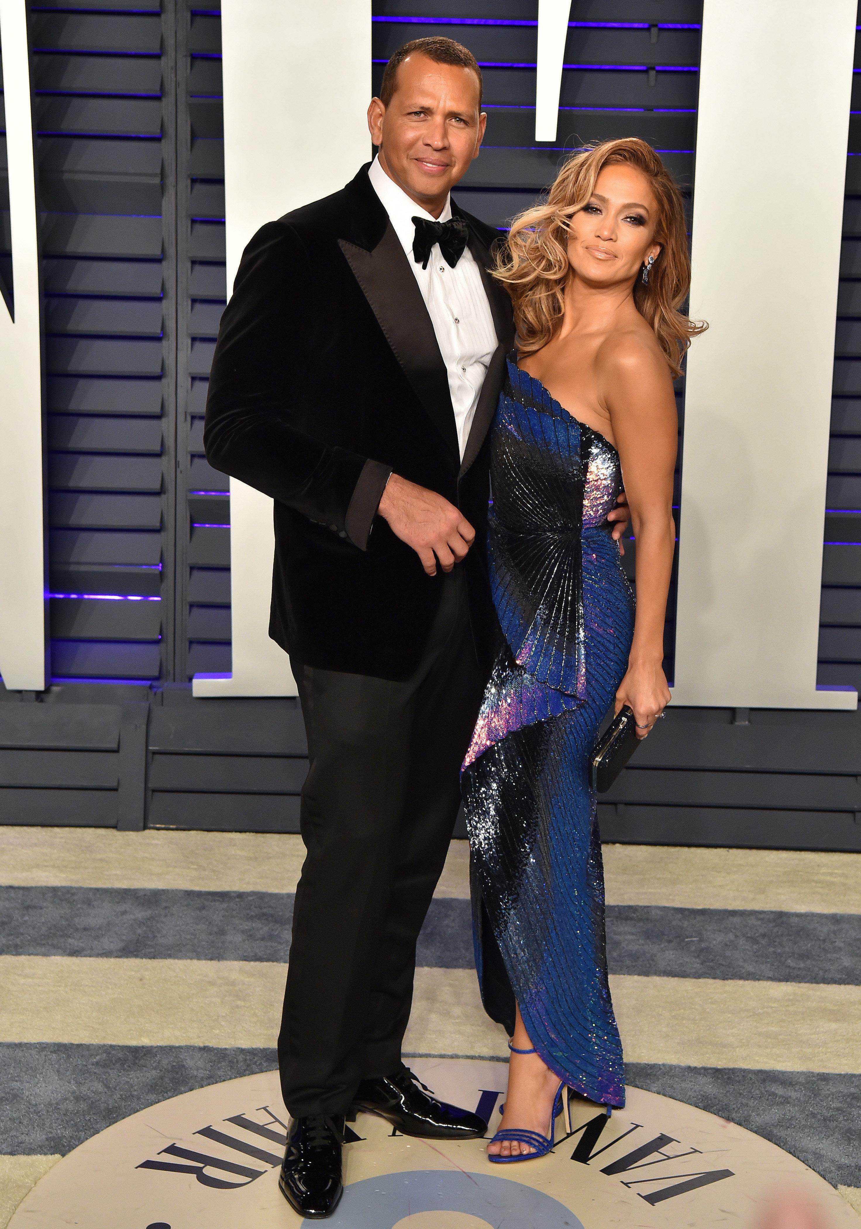 A-Rod, Jennifer Lopez Receive Presidential Endorsement Of Their Engagement