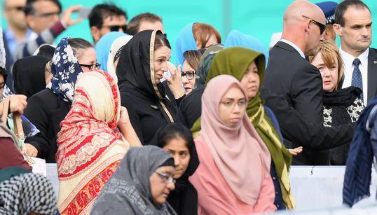 뉴질랜드 전역에서 '무슬림 기도음'이