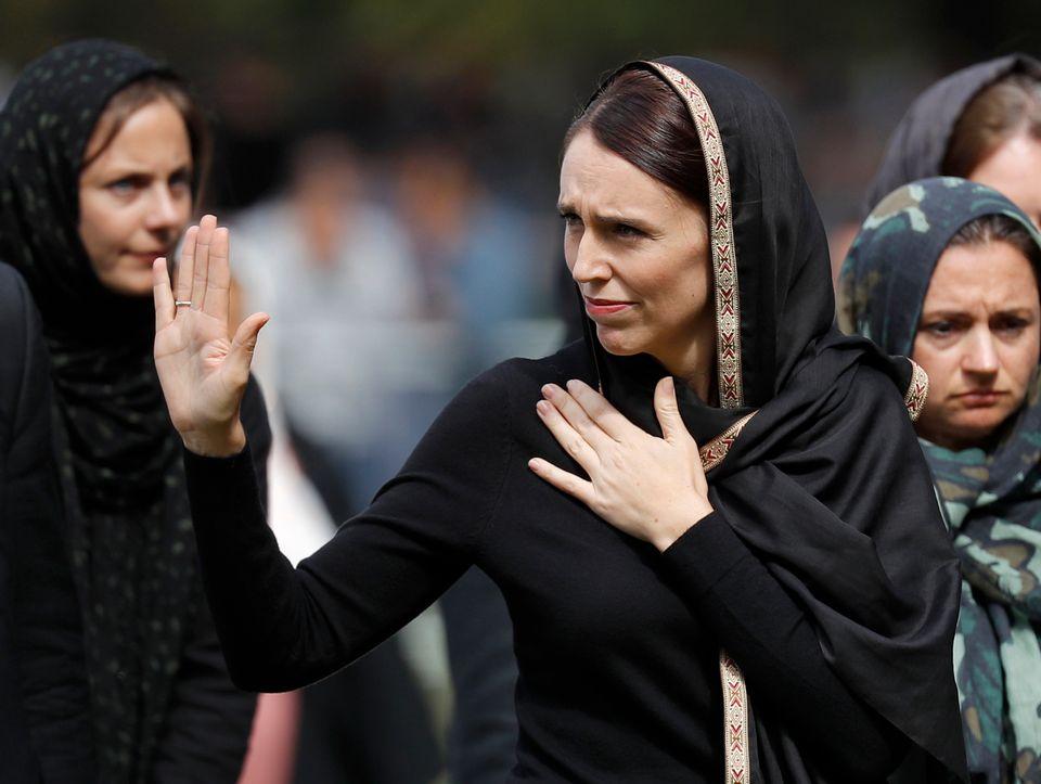 Τζασίντα Αρντερν: Η γυναίκα που διαχειρίστηκε τη χειρότερη τρομοκρατική επίθεση της χώρας