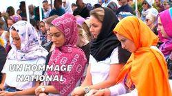 À Christchurch, l'hommage national émouvant aux victimes de