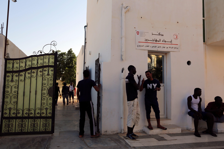 Le centre d'accueil de migrants de Médenine fermera bientôt ses