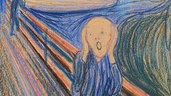 El protagonista de 'El grito' de Munch no está