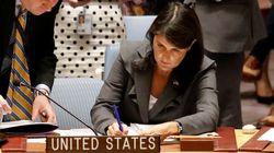 À l'ONU, Washington met son veto à une résolution appelant à protéger les