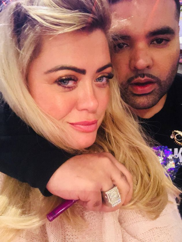 a0e4af1a A Gemma Collins And Naughty Boy Collaboration Is Happening And It's Going  To Be The 'Biggest Song Of The Year', Apparently.