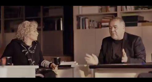 Mònica Terribas y Antonio García Ferreras en