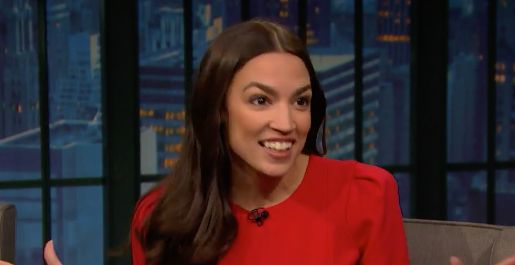 Alexandria Ocasio-Cortez Hits Fox News' Male Hosts With Question About