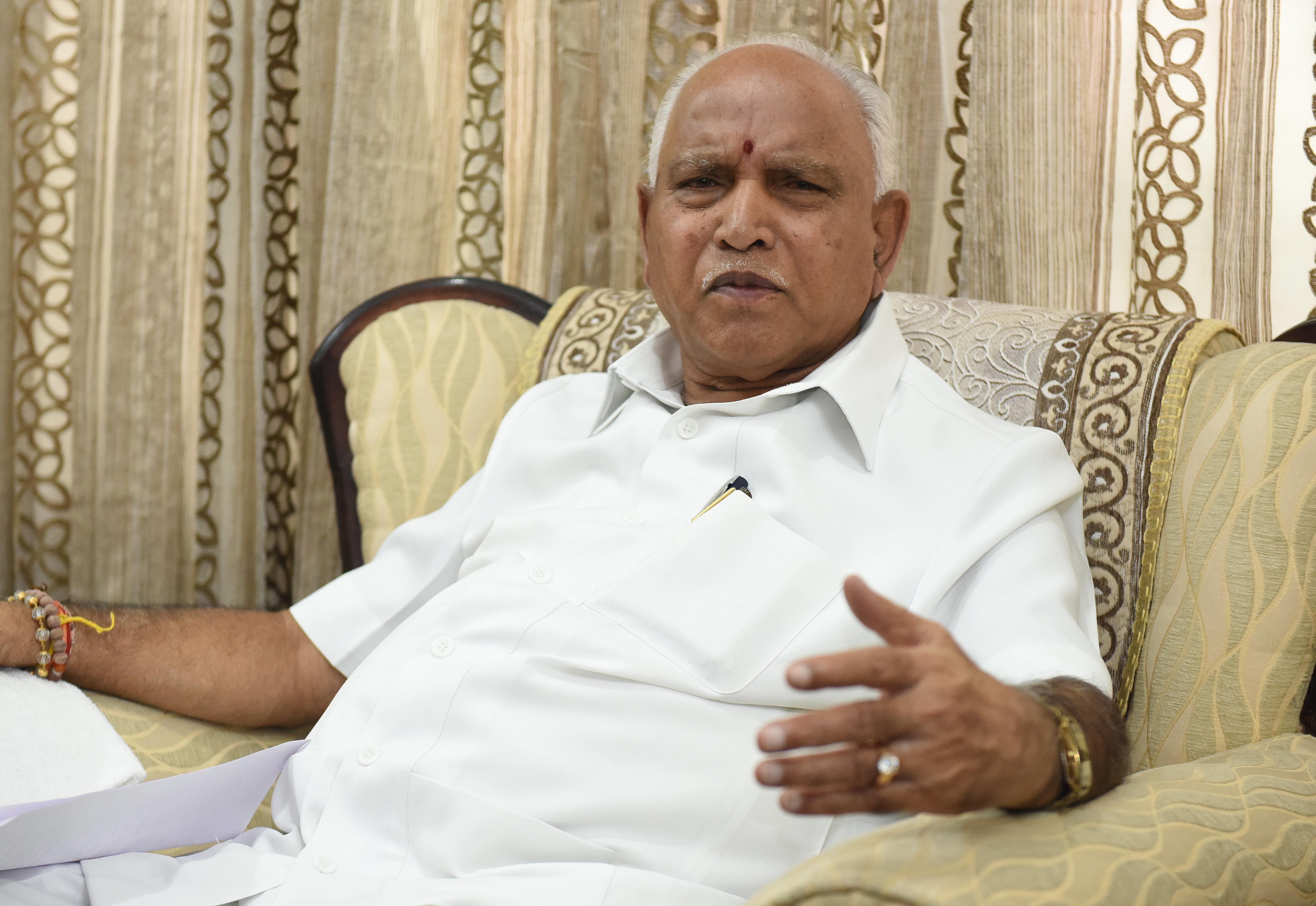 Did Yeddyurappa Pay Off BJP Leaders? Congress Demands