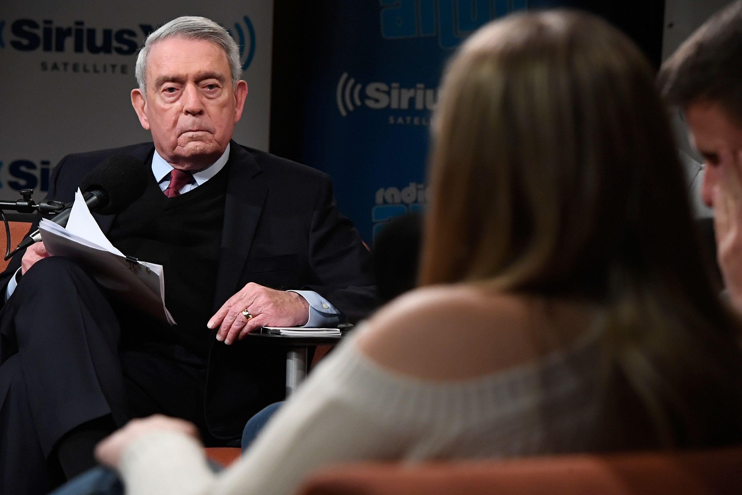Dan Rather Issues Chilling Warning About Fox News And Radio