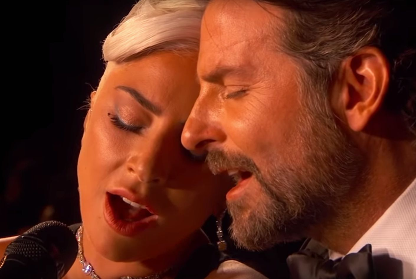 Lady Gaga And Bradley Cooper's 'Shallow' Oscars Duet Gets A Bad Lip