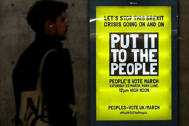 When And Where Is The People's Vote Brexit March? Here's What To Expect From The