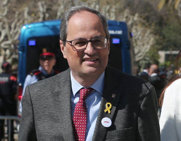 La fiscal general ordena a la Fiscalía de Cataluña querellarse contra