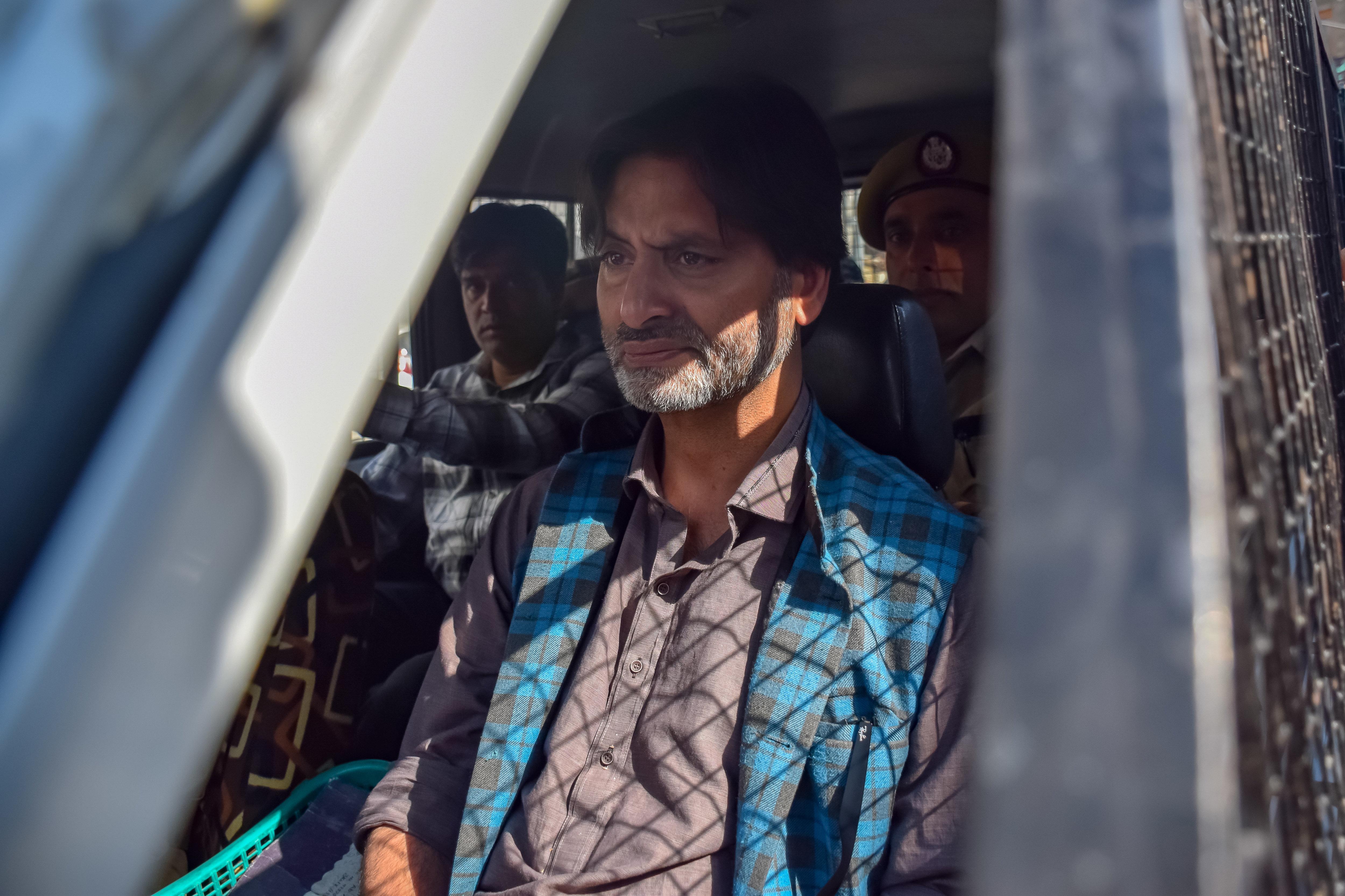 Centre Bans Yasin Malik-Led JKLF Under Anti-Terror