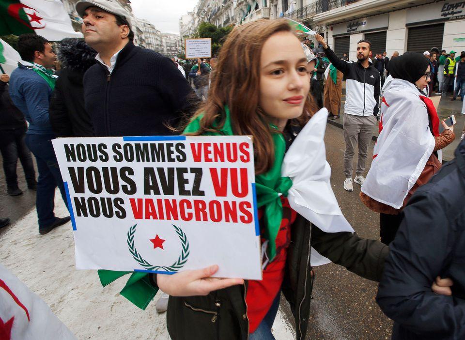 La marche du 22 mars en quelques