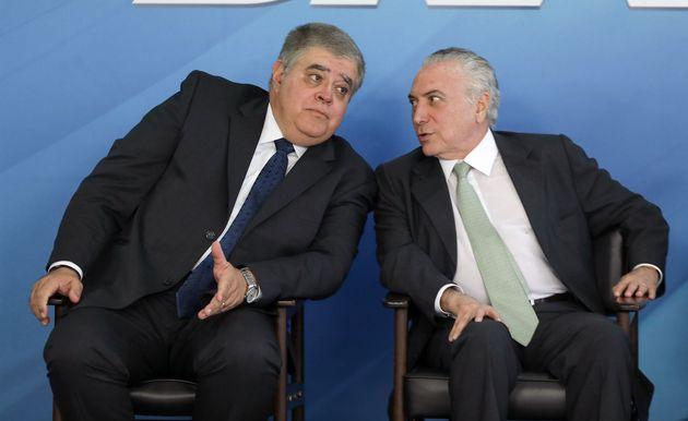Carlos Marun foi ministro da Secretaria de Governo na gestão do ex-presidente Michel