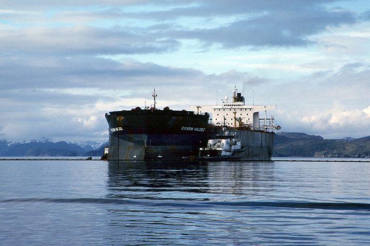 On March 24, 1989, Exxon Valdez ran aground on Bligh Reef in Alaska's Prince William Sound, spilling an estimated 11 million