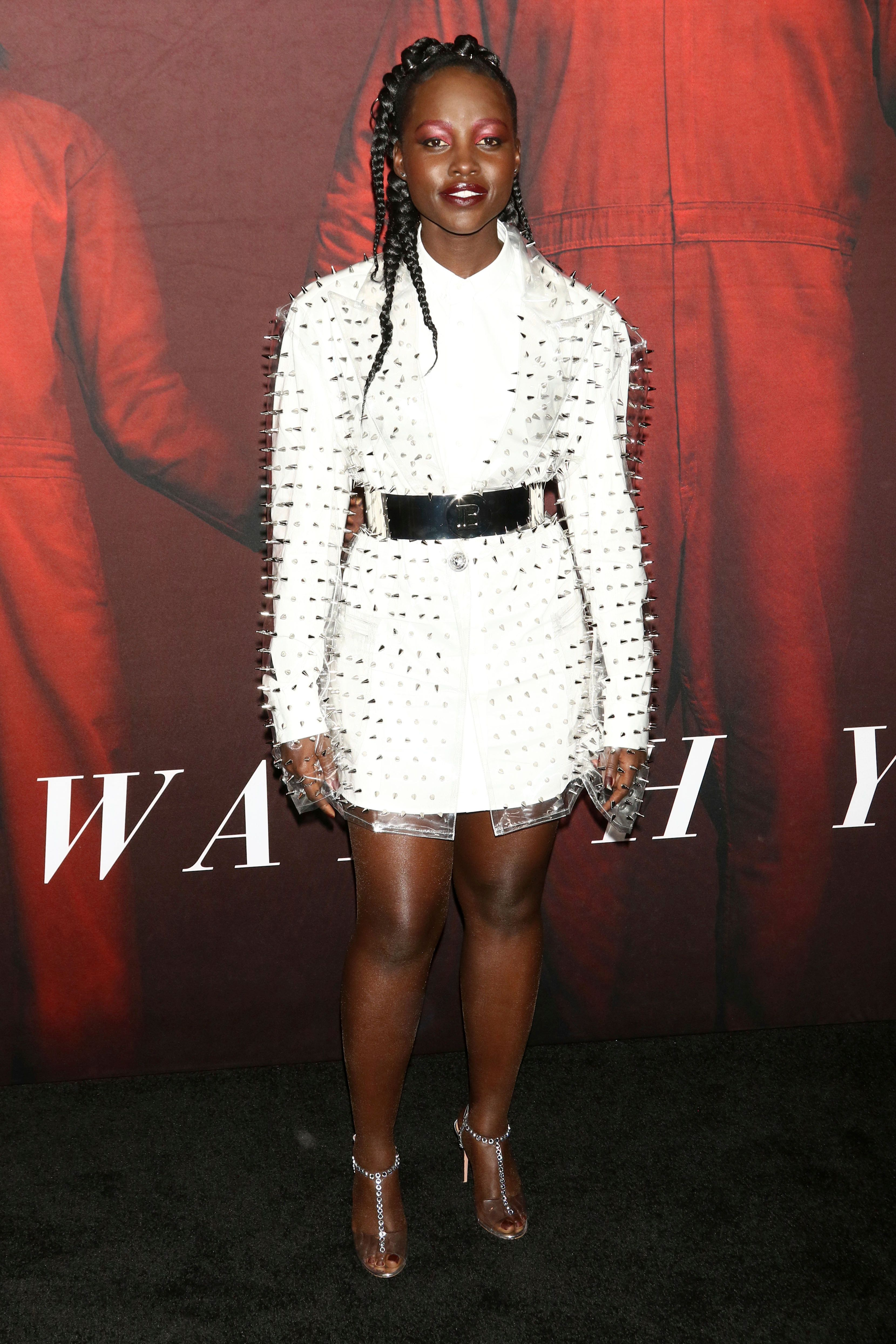 Lupita Nyong'o Says Her Mom Watched 'Us' With Her 'Eyes