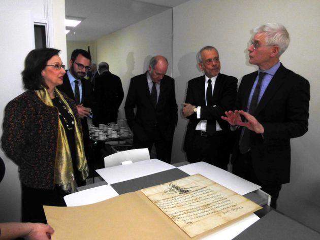 Επιστροφή κειμηλίων από τη British Library που είχαν κλαπεί το