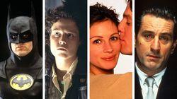Cinemark exibe clássicos dos anos 70, 80 e 90 que fazem aniversário em