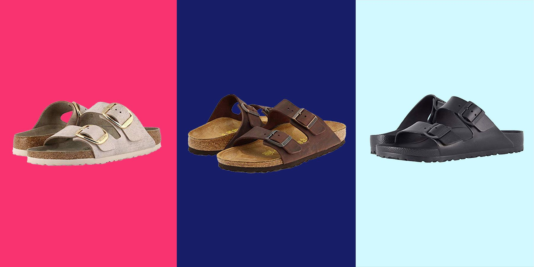 Zappos' best-selling sandal is the Birkenstock.