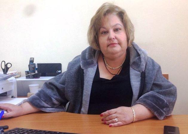 Η κ. Δήμητρα