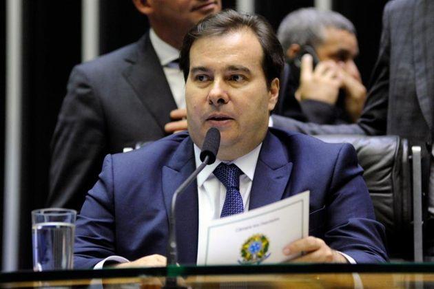 Principal articulador da reforma da Previdência na prática, Rodrigo Maia se incomodou com...