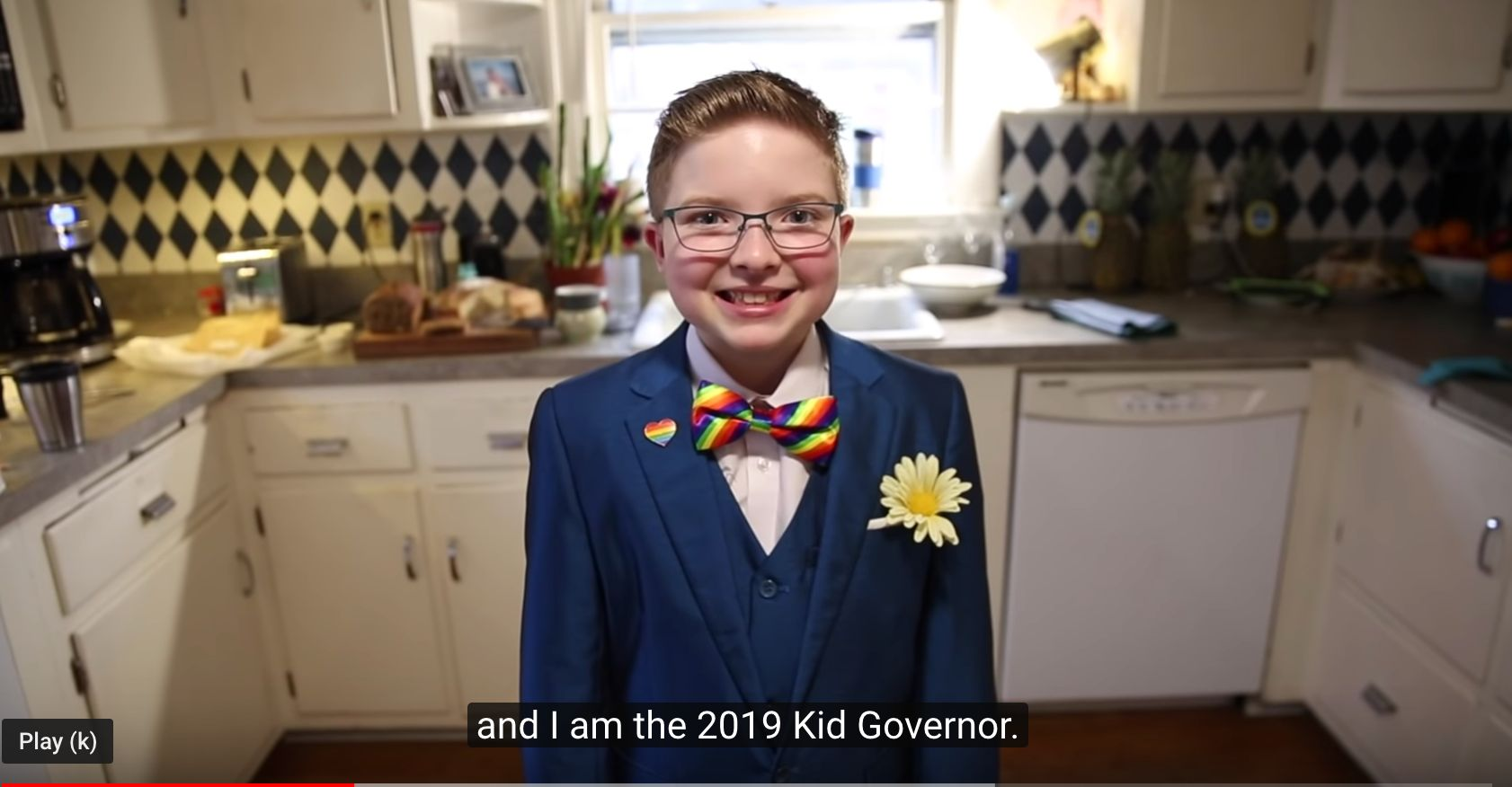 Ella Briggs Kid Governor