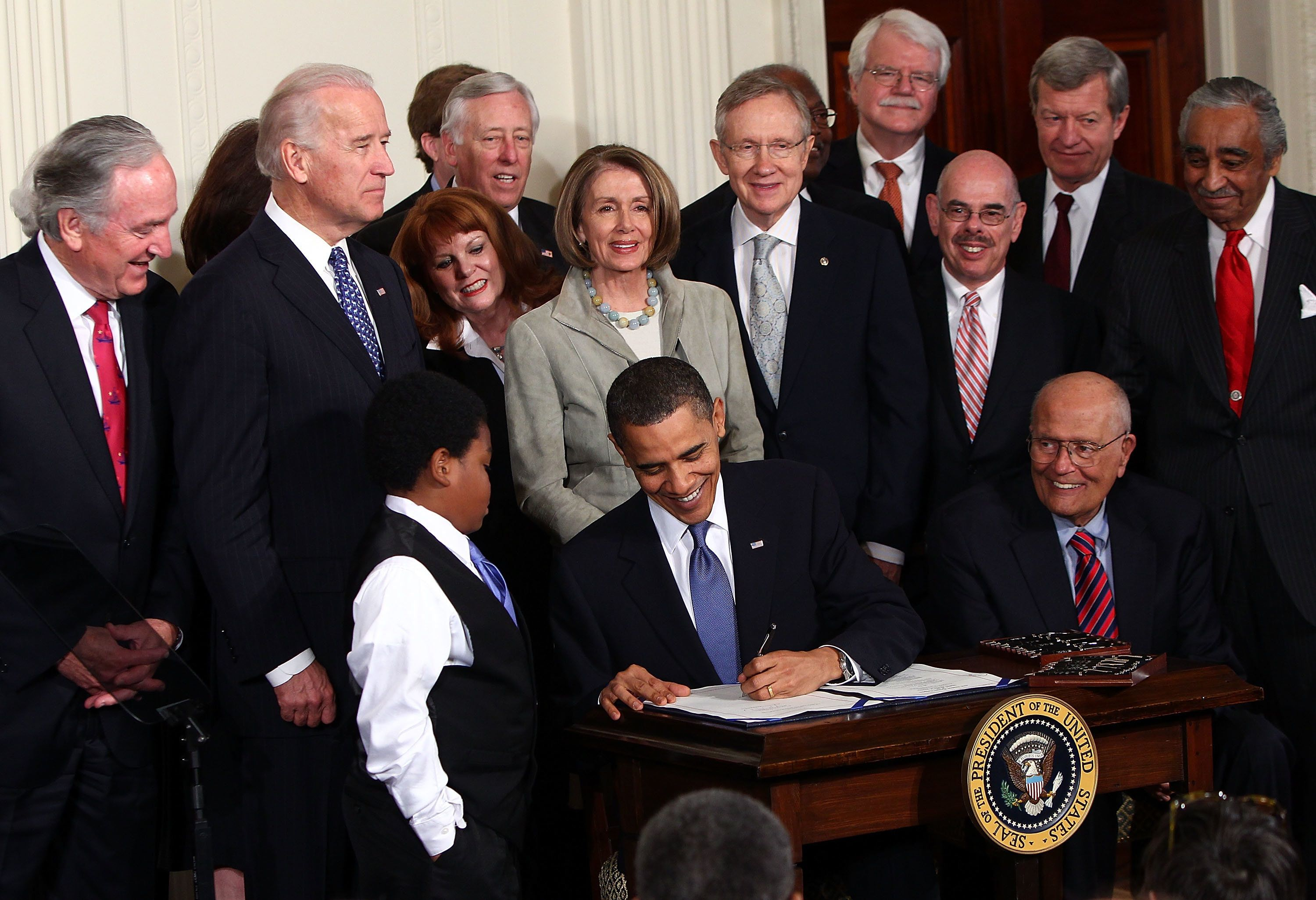 Obamacare Turns 9 Today, And Republicans Are Still Trying To Wreck It