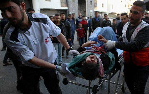 Δύο Παλαιστίνιοι νεκροί από ισραηλινά πυρά στη