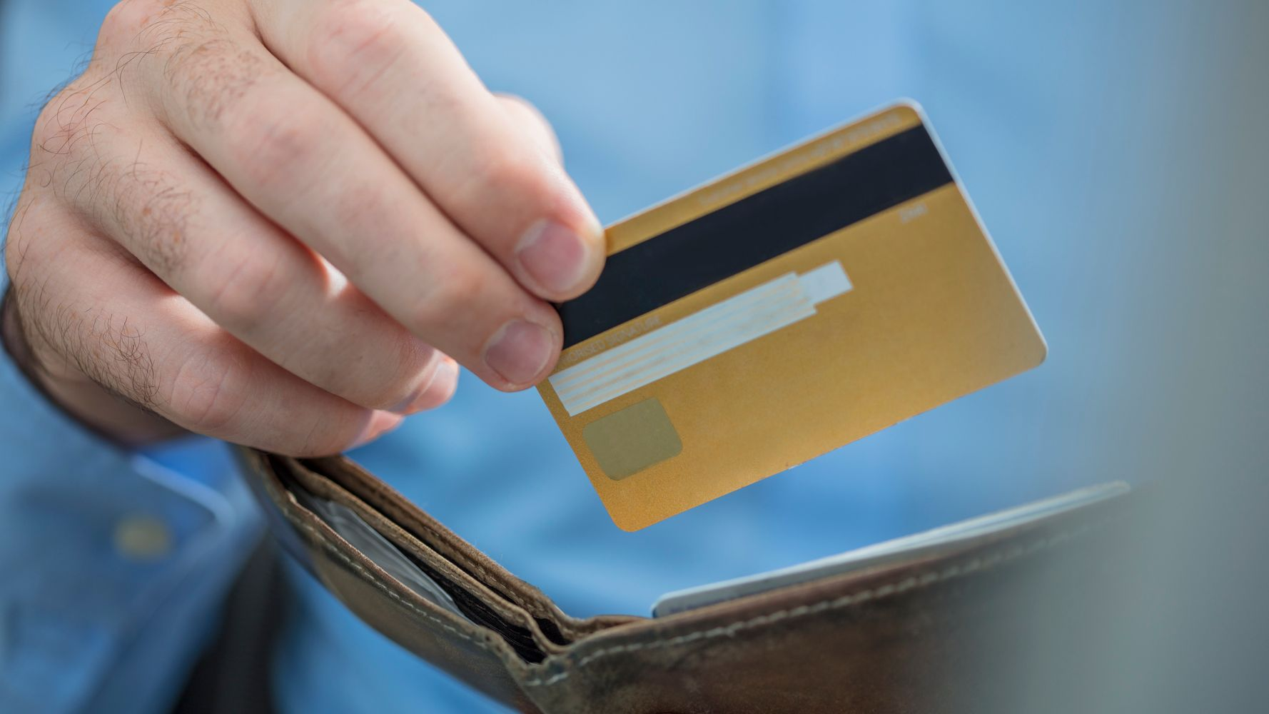5 Times It's More Dangerous To Pay With A Debit Vs  Credit