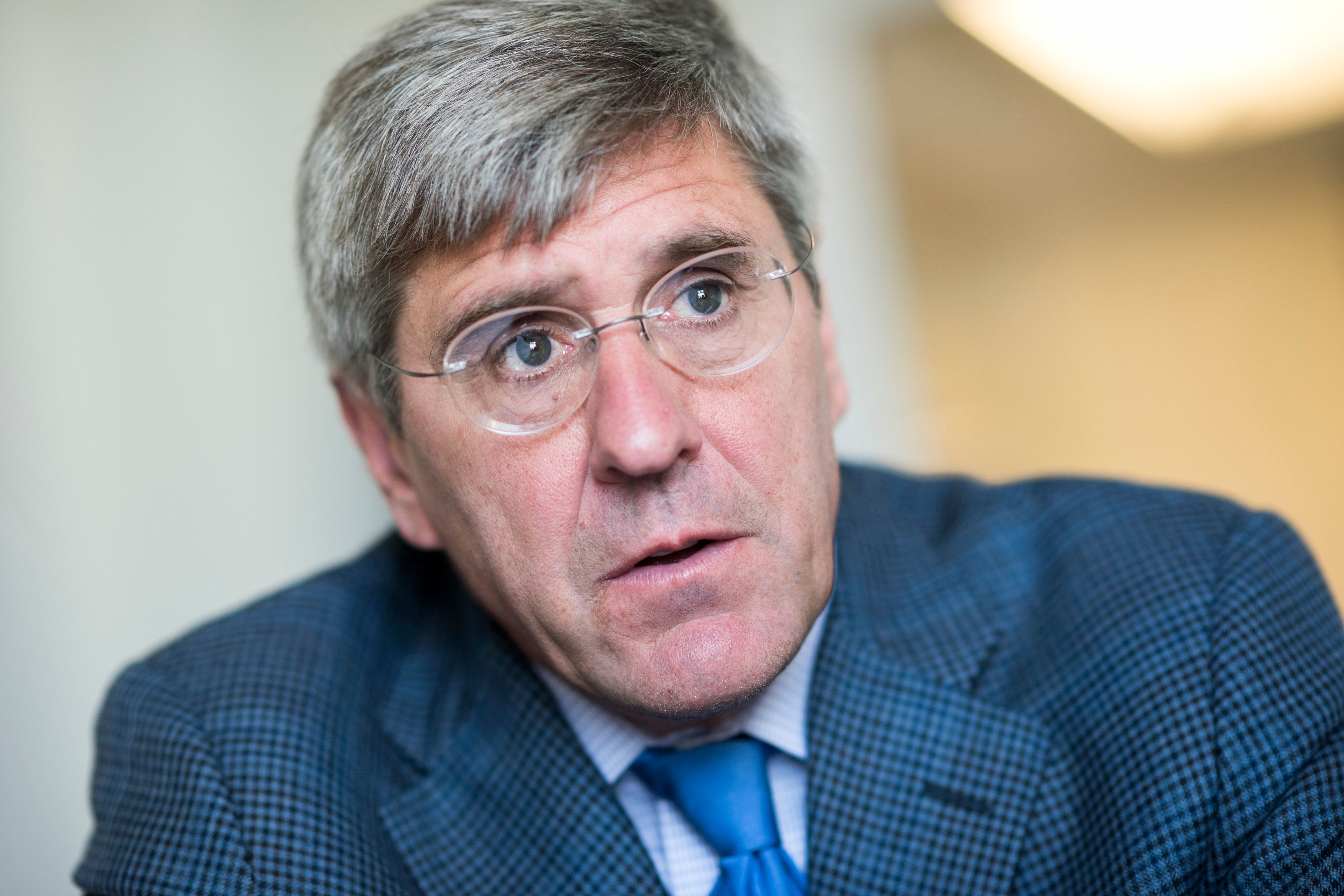 President Donald Trump tweeted on Friday that he will nominate Stephen Moore to serve on the Federal Reserve's Board of Gover