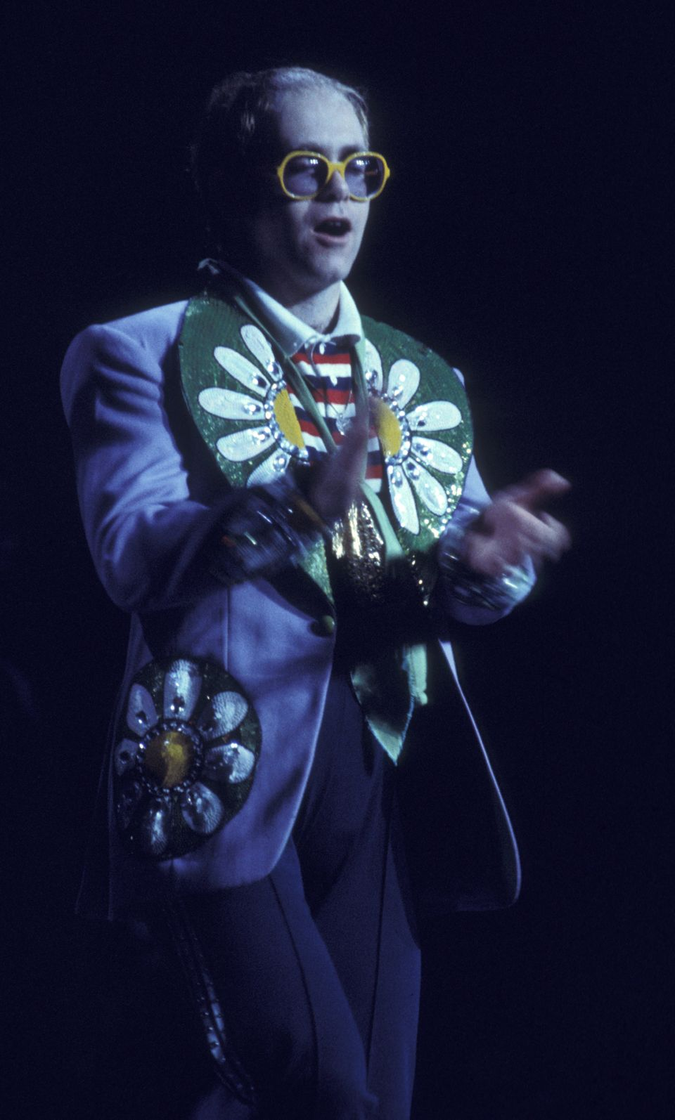 3ee5456c Elton John's Most Gloriously Over-The-Top Costumes Through The Years ...