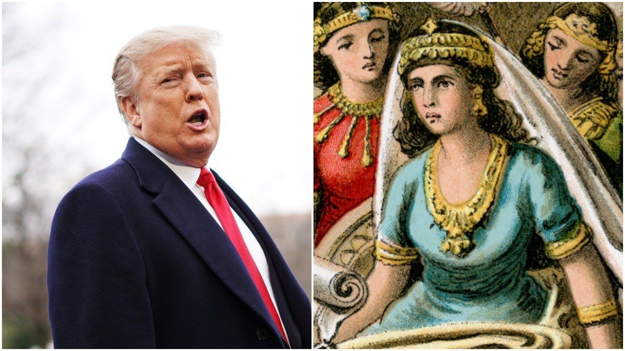 Trump Could Be A Modern-Day Queen Esther: Mike