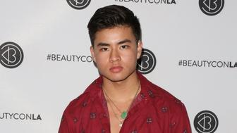 LOS ANGELES, CA - JULY 15:  Chella Man attends the Beautycon Festival LA 2018 at Los Angeles Convention Center on July 15, 2018 in Los Angeles, California.  (Photo by Paul Archuleta/FilmMagic)