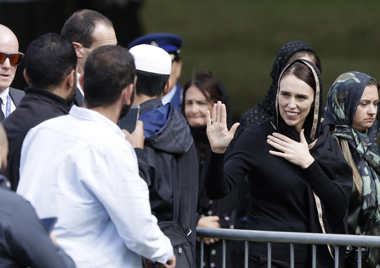 huffpost.com - Lee Moran - New York Times Editorial Board: U.S. Deserves Leader 'As Good As Jacinda Ardern'
