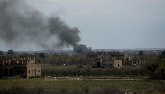 SDF: Καταλήφθηκαν και τα τελευταία εδάφη του «χαλιφάτου» του