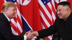 """Trump annule des sanctions contre Pyongyang parce qu'il """"apprécie"""" Kim Jong"""
