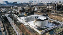 Στους 64 οι νεκροί από την έκρηξη σε χημικό εργοστάσιο στην επαρχία Τζιανγκσού της