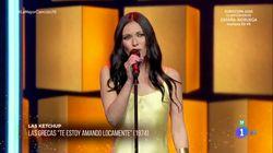 El detalle del vestuario de Las Ketchup en 'La mejor canción' que no pasó desapercibido en