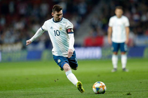 Officiel: Blessé, Messi ne jouera pas contre le Maroc à