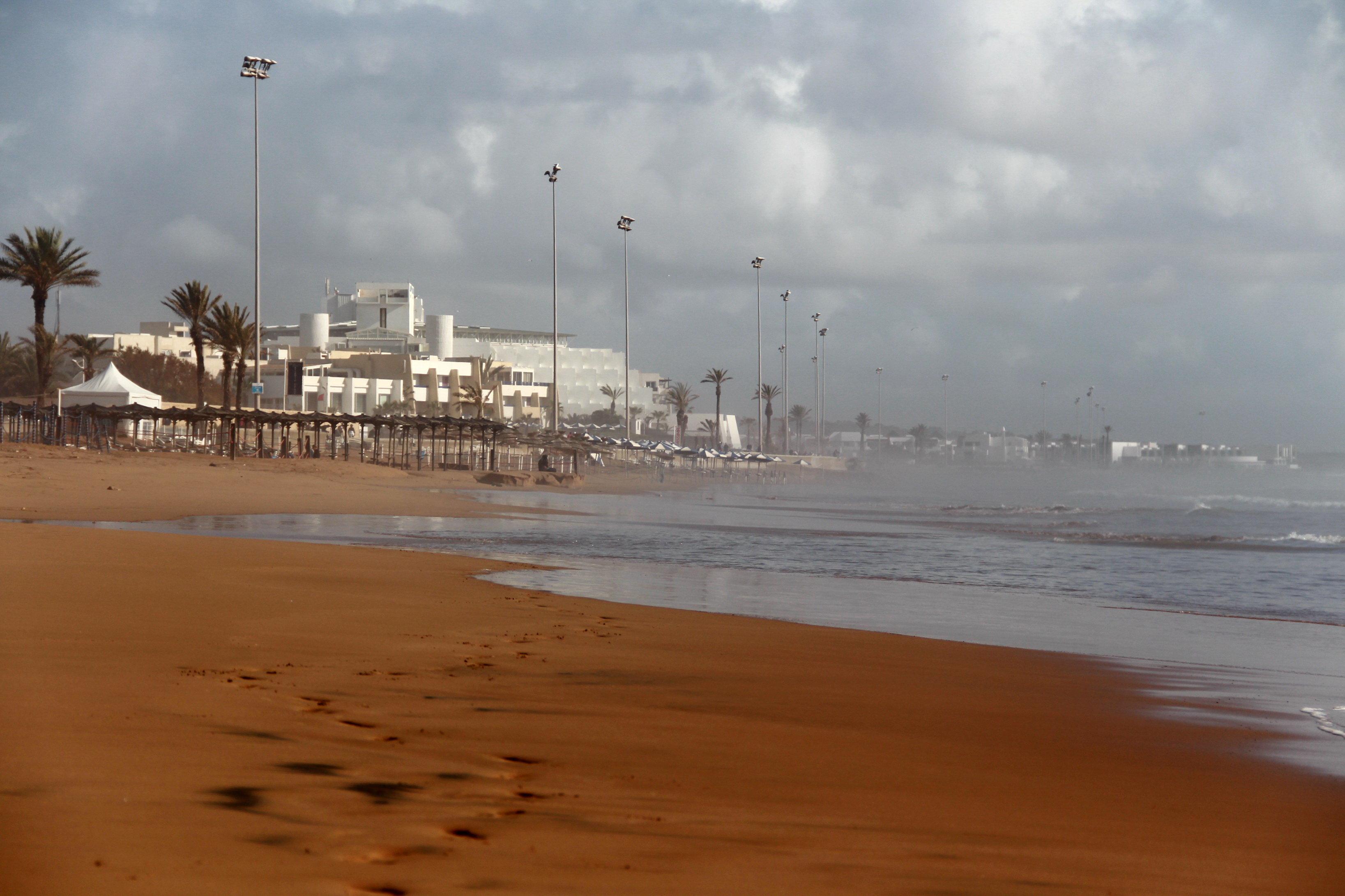 Averses et rafales de vent ce week-end dans plusieurs régions du Maroc