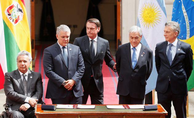 Prosul: Entenda como deve funcionar novo bloco de países