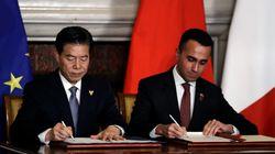 Η Ιταλία έγινε η πρώτη χώρα του G7 που υποστηρίζει τον νέο «Δρόμο του Μεταξιού» της