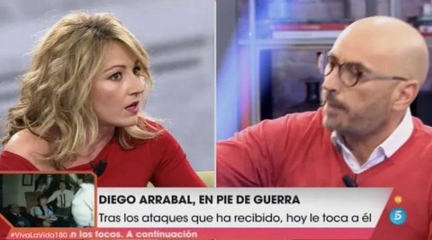 Diego Arrabal en Viva La